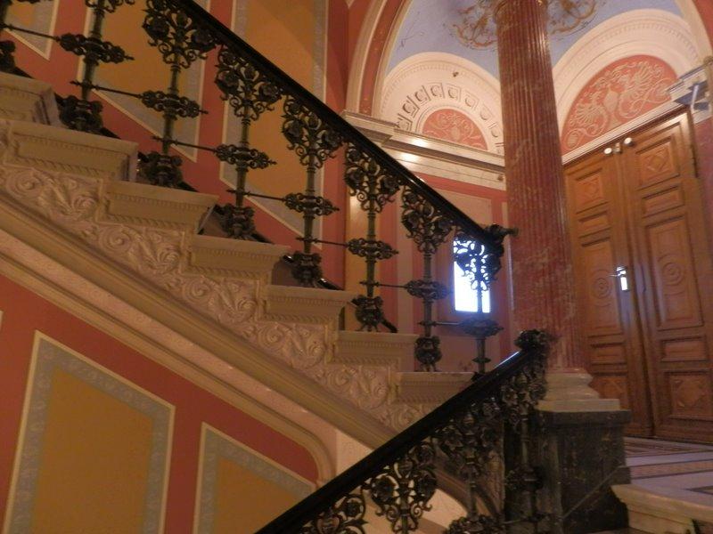 trappa Grand Hotel Sthlm